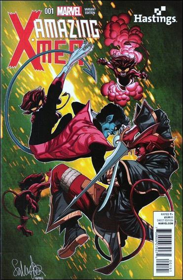 Amazing X-Men (2014) 1-H by Marvel