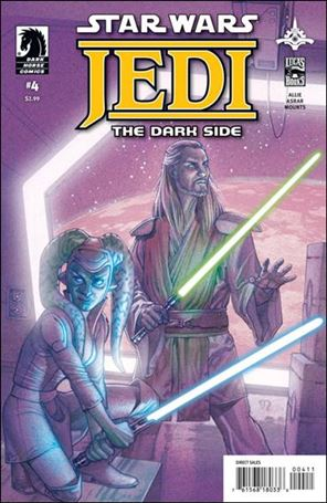 Star Wars: Jedi - The Dark Side 4-A