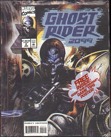 Ghost Rider 2099 2-B by Marvel