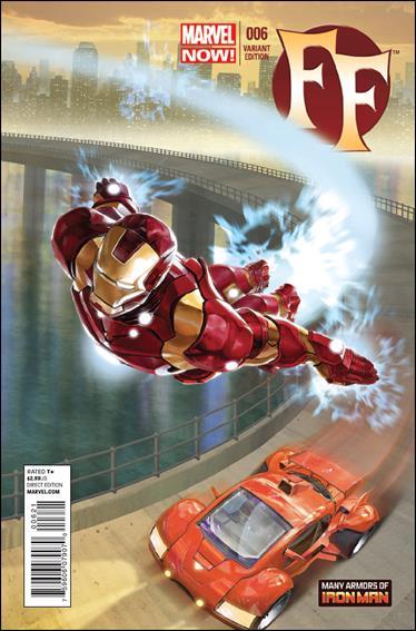 FF (2013) 6-B by Marvel