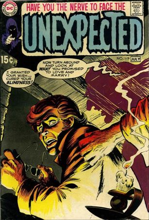 Unexpected (1968) 119-A