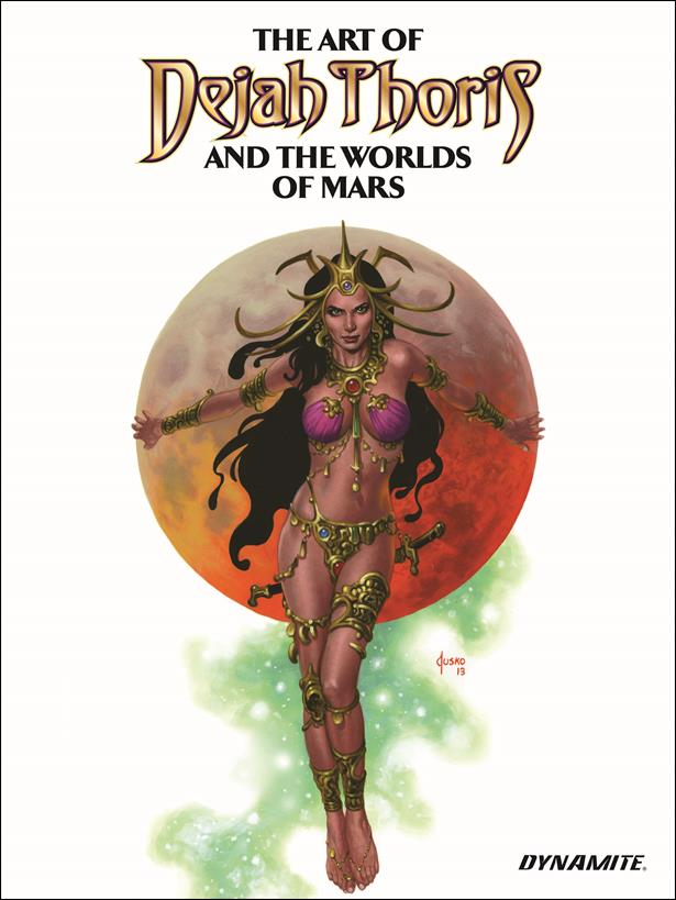 Art of Dejah Thoris and the Worlds of Mars nn2-A by Dynamite Entertainment