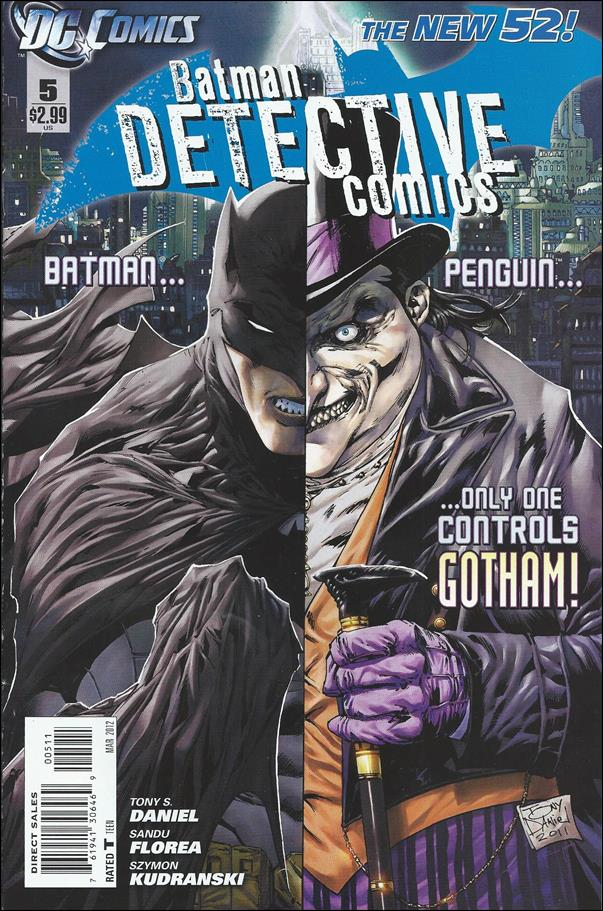 Detective Comics (2011) 5-A by DC