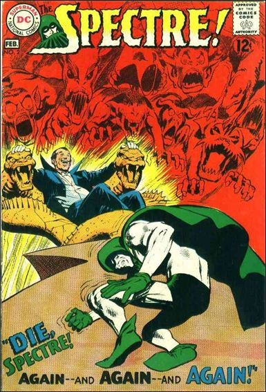Spectre (1967) 2-A by DC