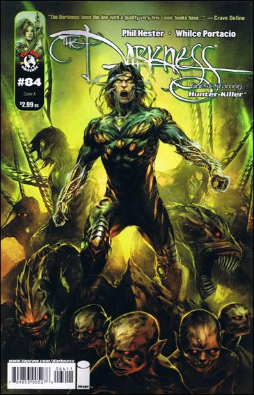 Darkness (1996) 84-A by Top Cow