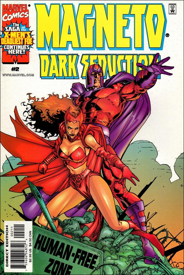 Magneto: Dark Seduction 2-A by Marvel