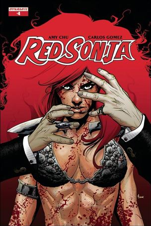 Red Sonja (2017) 4-A