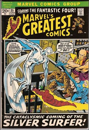 Marvel's Greatest Comics 35-A