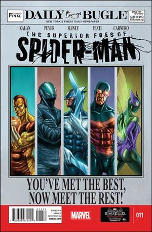 Superior Foes of Spider-Man 11-A