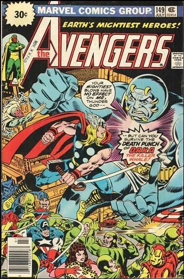 Avengers (1963) 149-B by Marvel
