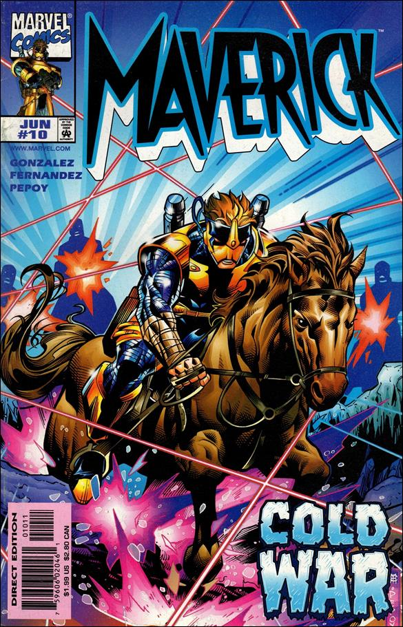 Maverick (1997/09) 10-A by Marvel
