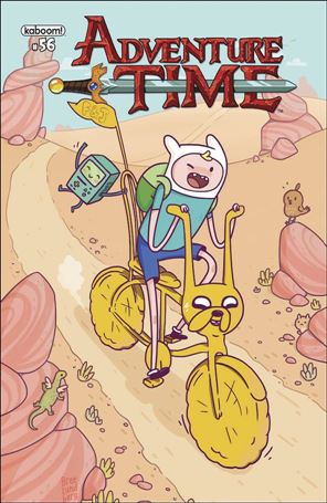 Adventure Time 56-A