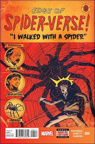 Edge of Spider-Verse 4-A by Marvel