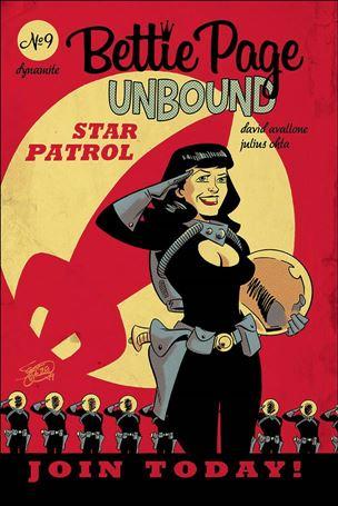 Bettie Page: Unbound 9-B