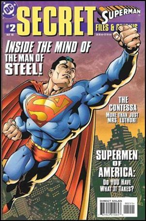 Superman: Secret Files 2-A
