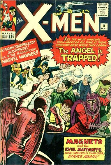 X-Men (1963) 5-A by Marvel