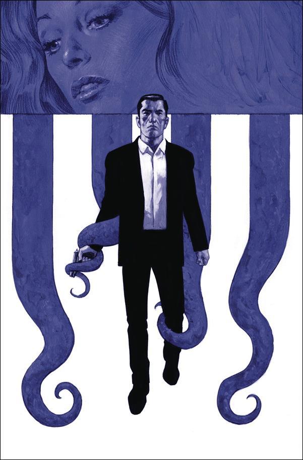 James Bond: Agent of Spectre 2-D by Dynamite Entertainment