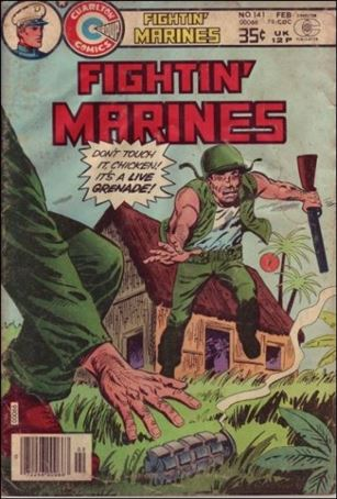 Fightin' Marines (1953) 141-A