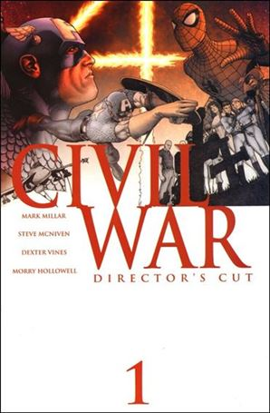 Civil War (2006) 1-F
