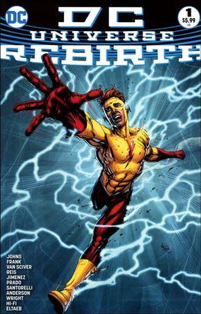 DC Universe: Rebirth 1-E