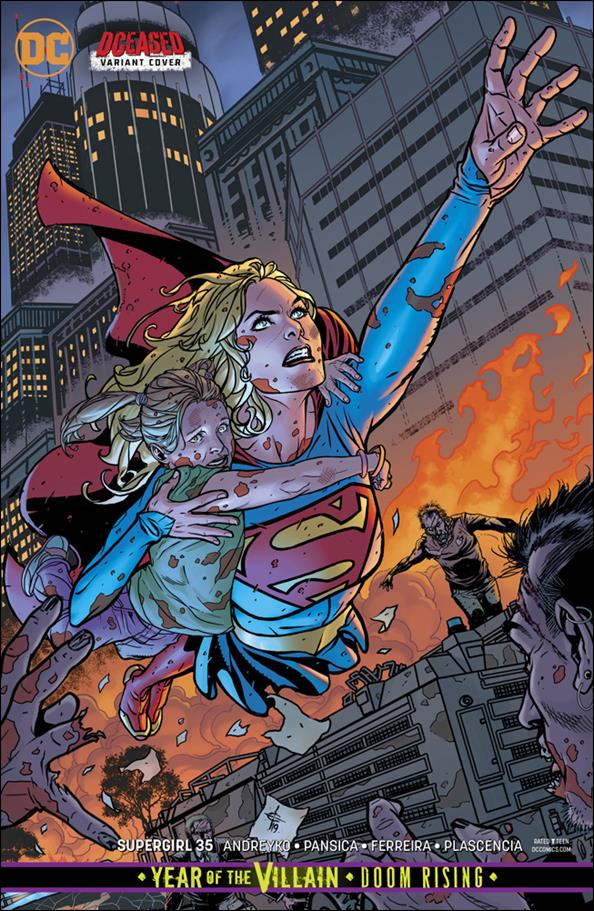 Supergirl (2016) 35-B by DC