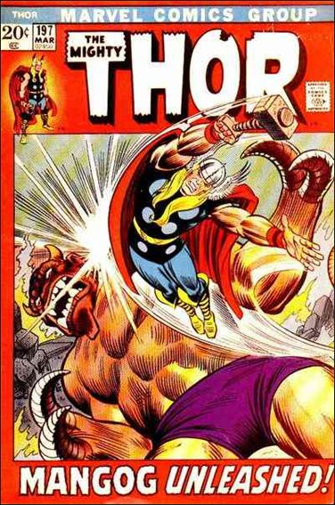 Thor (1966) 197-A by Marvel