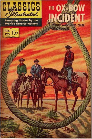 Classic Comics/Classics Illustrated 125-B by Gilberton