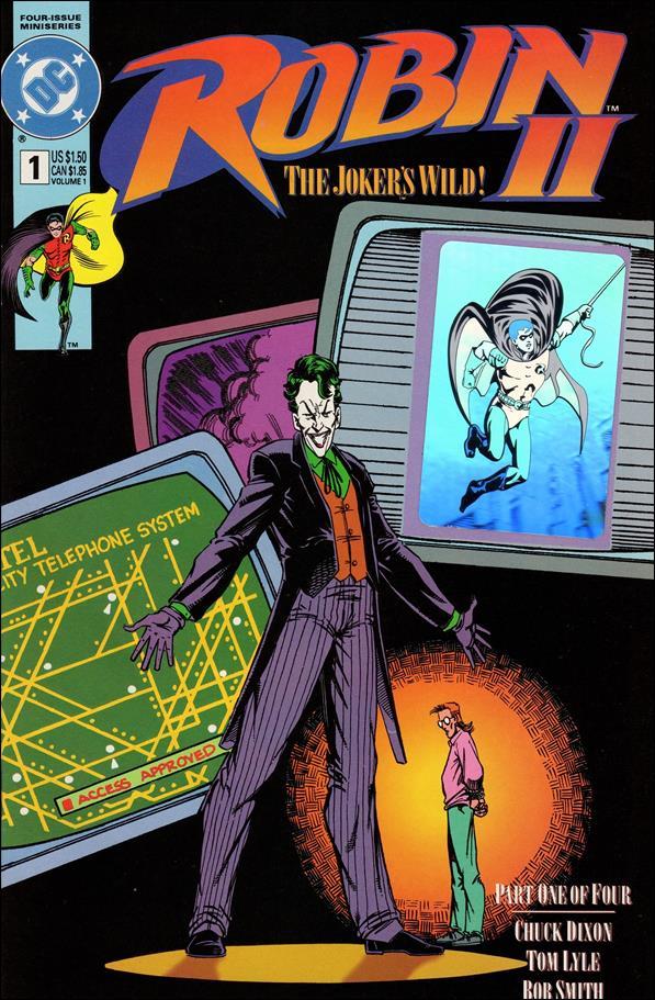 Robin II 1-D by DC