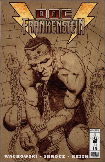 Doc Frankenstein 3-B by Burlyman Entertainment