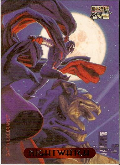 1994 Marvel Masterpieces (Base Set) 85-A by Fleer