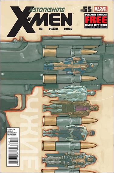 Astonishing X-Men (2004) 55-A by Marvel
