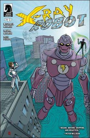 X-Ray Robot 4-A