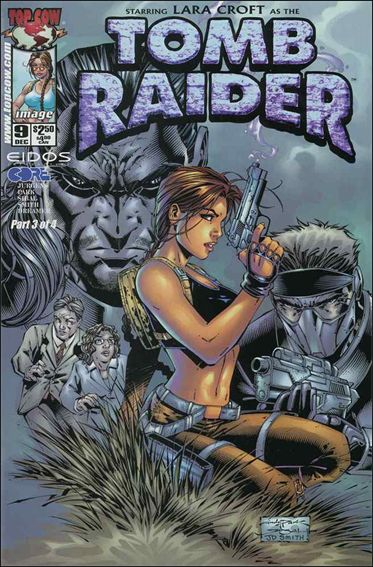 Tomb Raider: The Series 9-A by Top Cow