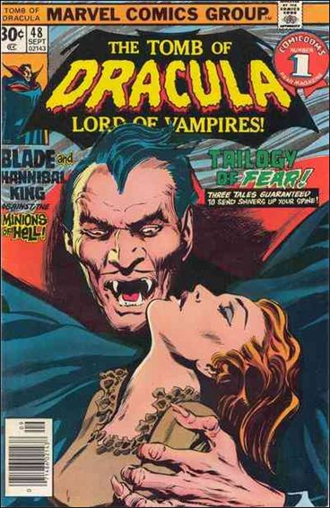 Tomb of Dracula (1972) 48-A by Marvel