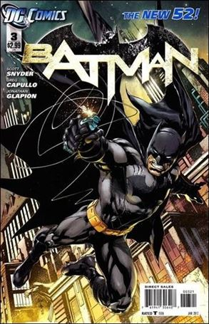 Batman (2011) 3-B
