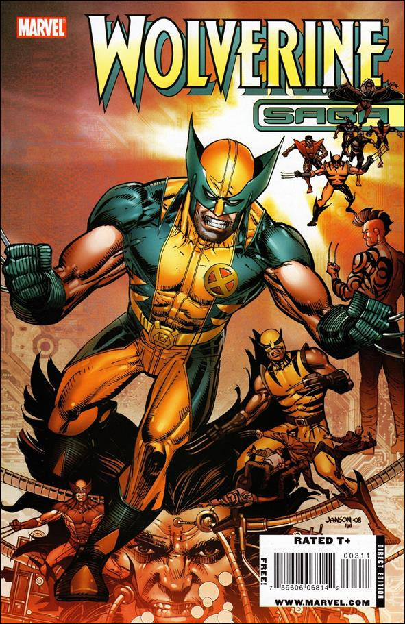 Wolverine Saga (2009) nn-A by Marvel
