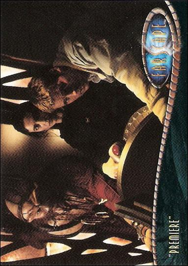 Farscape: Season One (Base Set) 5-A by Rittenhouse