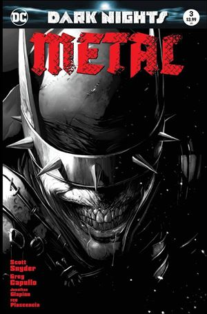Dark Nights: Metal 3-F