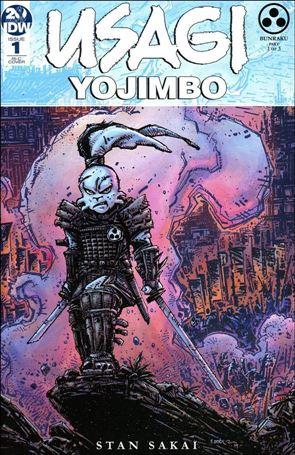 Usagi Yojimbo (2019) 1-D