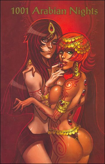 1001 Arabian Nights: The Adventures of Sinbad 0-C by Zenescope Entertainment
