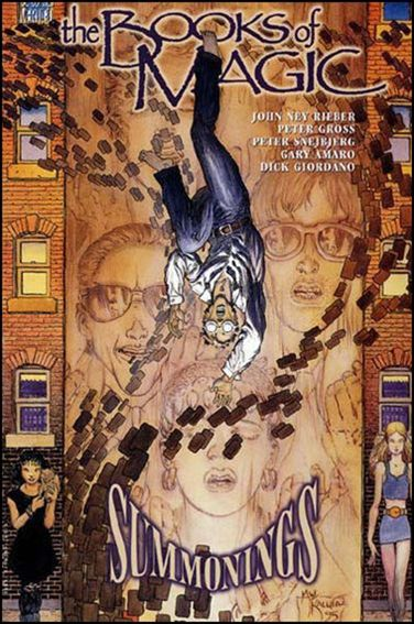 Books of Magic (1995) 2-B by Vertigo