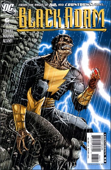 Black Adam: The Dark Age 6-A by DC