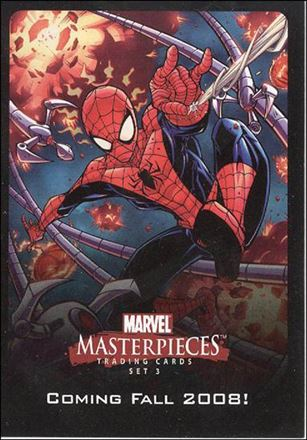 2008 Marvel Masterpieces: Series 2 nn8-A