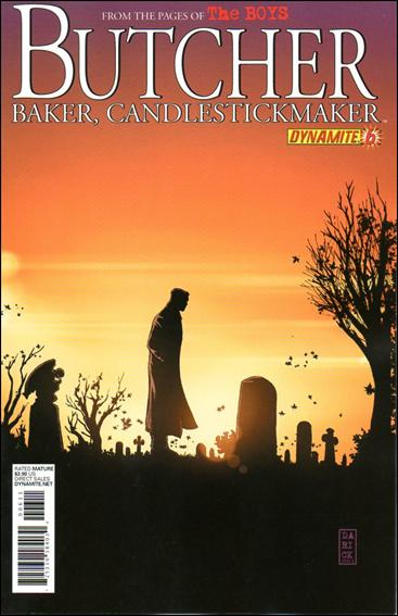 Boys: Butcher, Baker, Candlestickmaker 6-A by Dynamite Entertainment