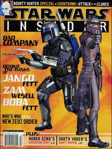 Star Wars Insider 57-A by Titan Magazines