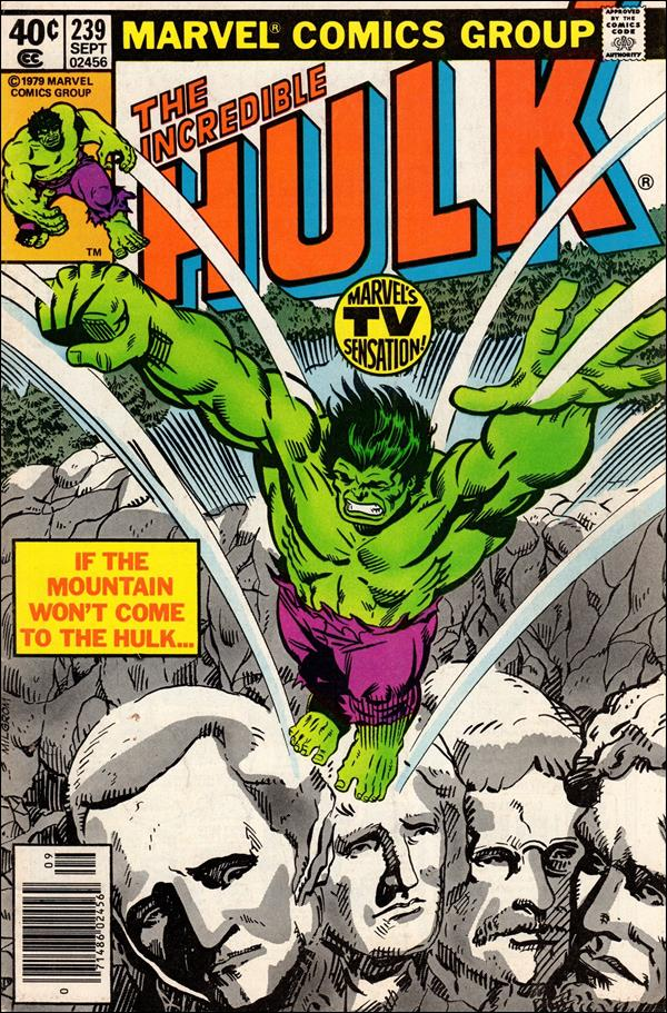 Incredible Hulk (1968) 239-A by Marvel