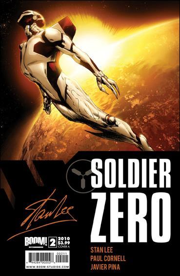 Soldier Zero 2-A by Boom! Studios