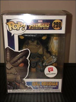 POP! Marvel Cull Obsidian