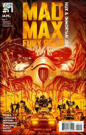 Mad Max Fury Road: Nux & Immortan Joe 1-B
