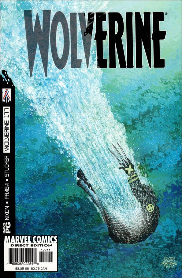 Wolverine (1988)  177-A by Marvel
